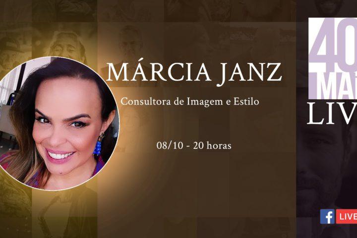 Live com Marcia Janz