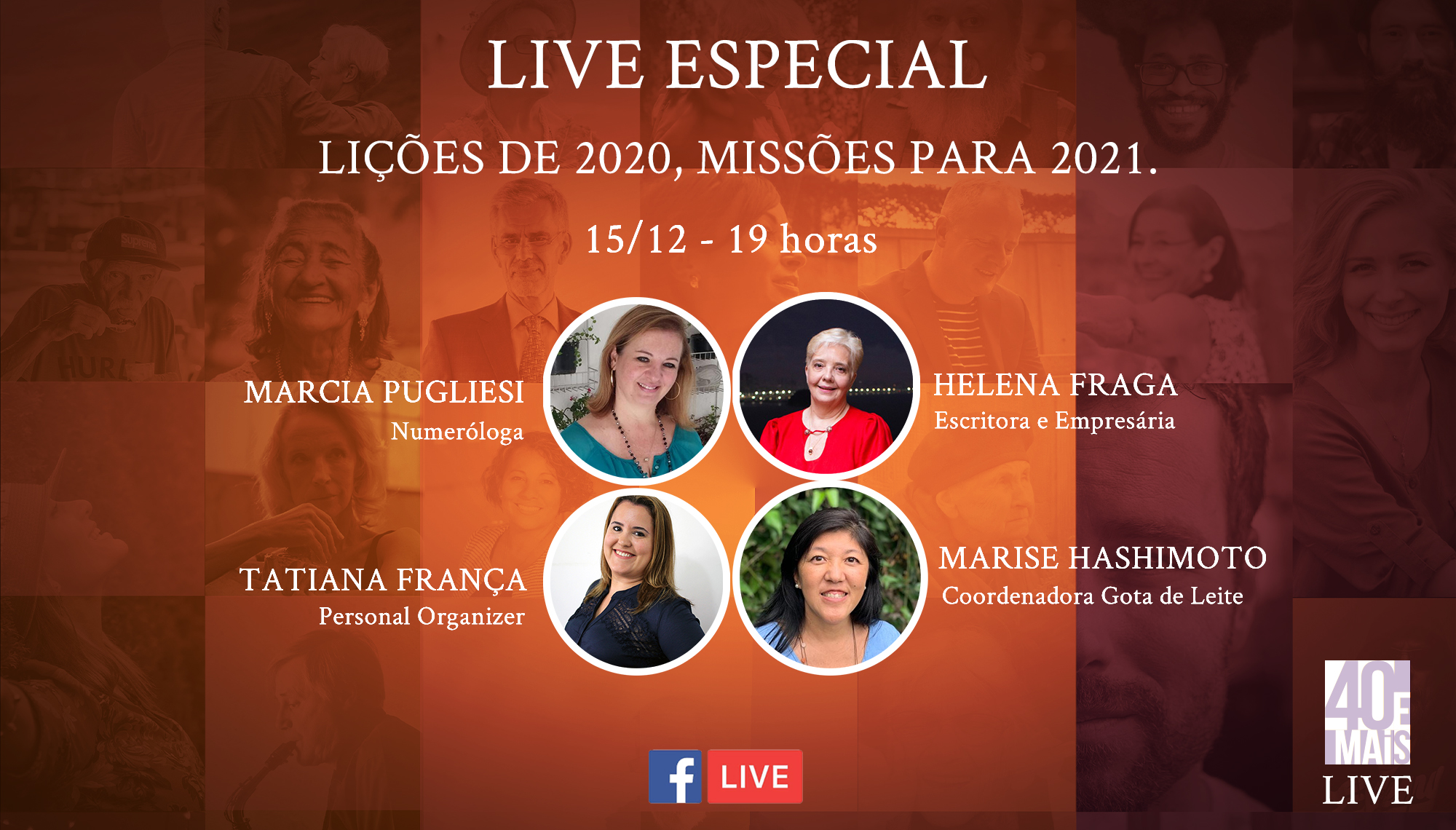 Live especial