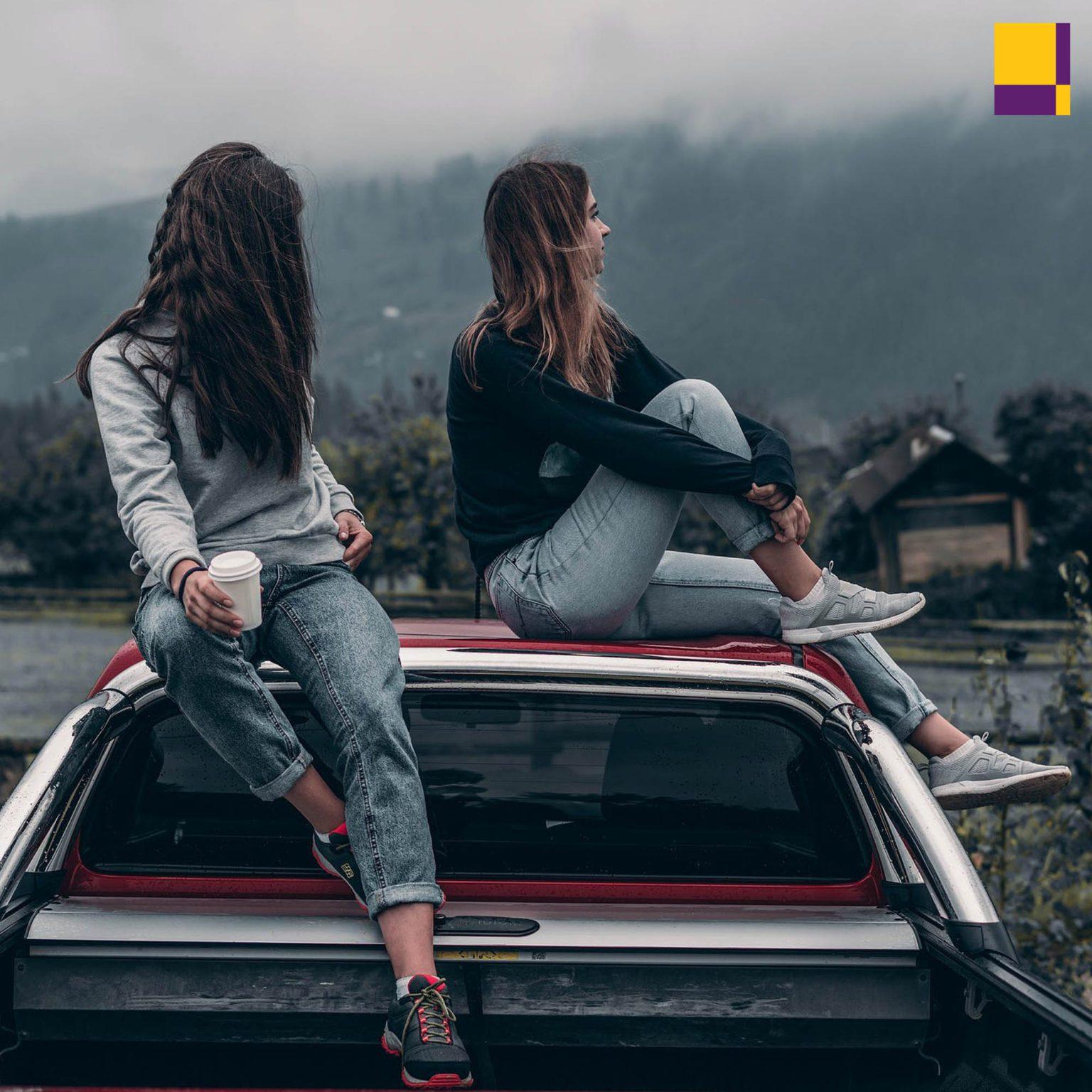 viagem mulheres